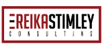 Text  based consulting logo sample