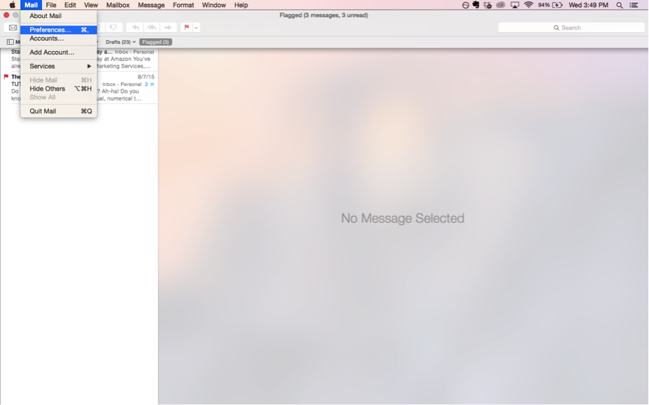 how to add logo to email signature on iphone