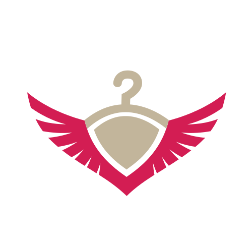 Fashion Hanger Wings  Logo