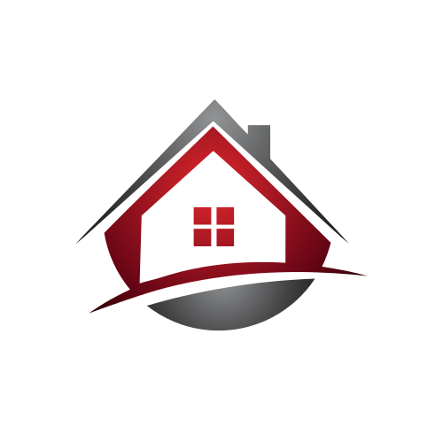 Simple House Real Estate  Logo