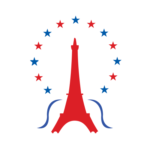 Paris Vacation Logo Logo