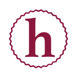 Letter H Circle