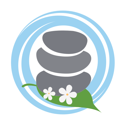 Spa Massage Stones Logo