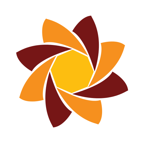 Orange Flower Agriculture  Logo