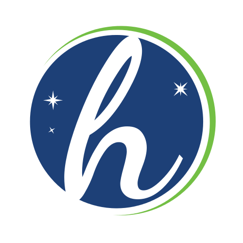 Small Letter H Logo