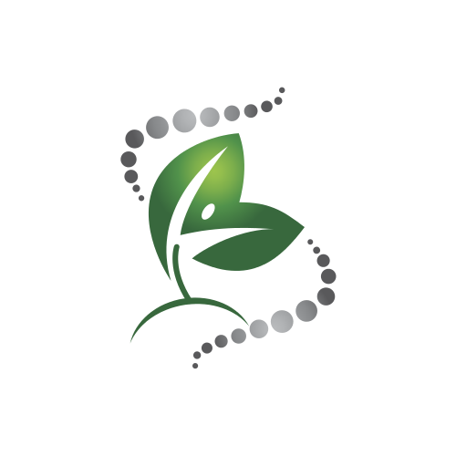 Medical Path Leaf  Logo