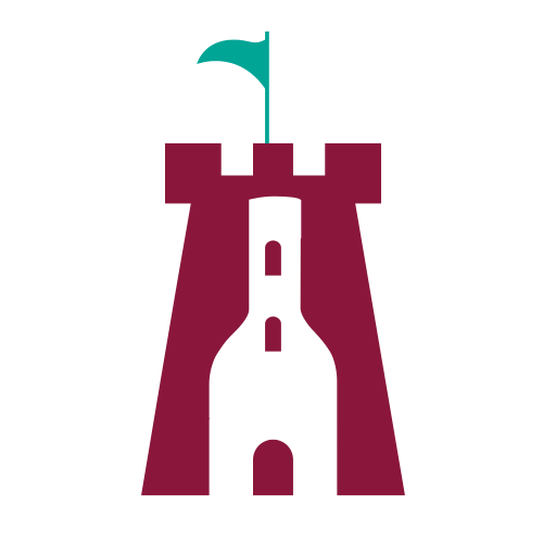 Red Wine Castle  Logo