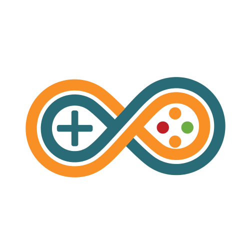 Video Game Infinity  Logo
