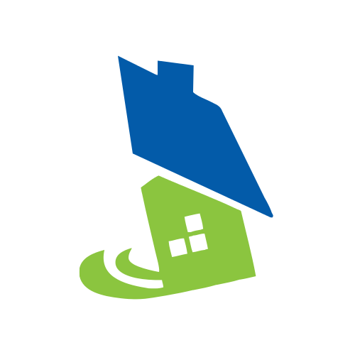Green Construction Home Logo