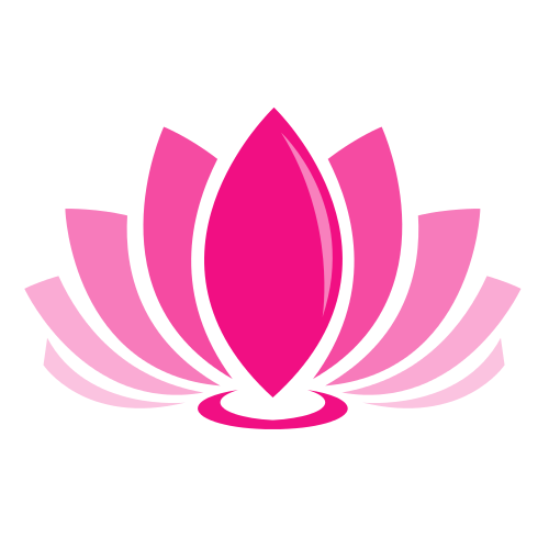 Pink Petals Beauty  Logo