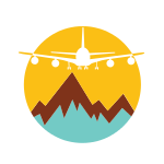Air Travel Mountain