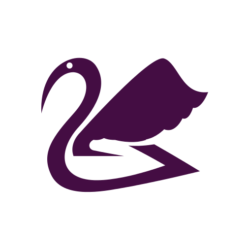 Purple Swan Logo