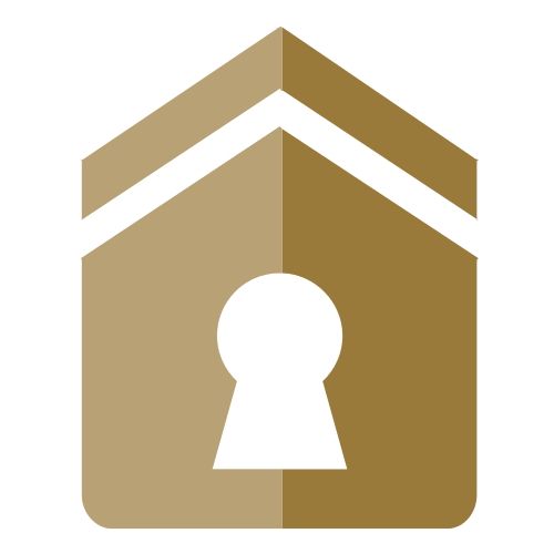 Secure Home Lock Logo