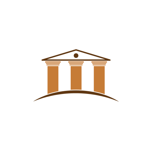 Court Pillar Attorney  Logo