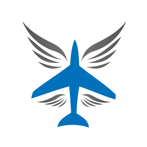 Plane Wings Logo