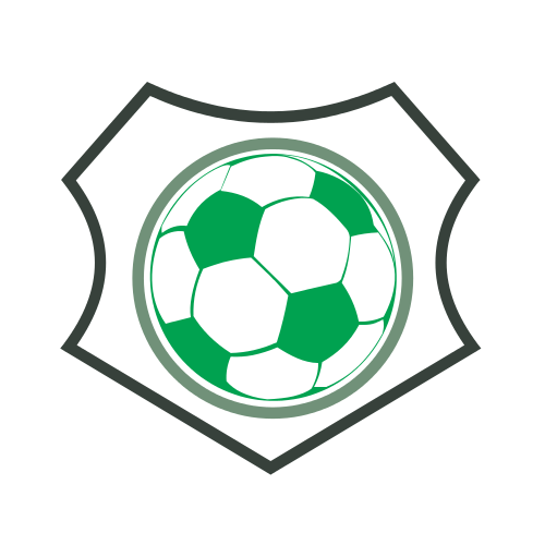 soccer, soccer ball, green, black