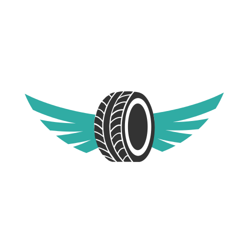 Automotive Wheel Wings  Logo