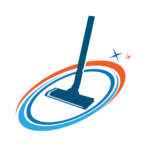 Cleaning Vacuum Stars Logo
