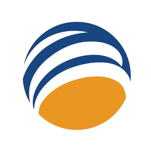 Globe Communications Planet  Logo