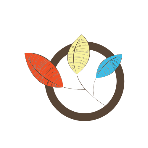 Fall Leaves Landscaping  Logo