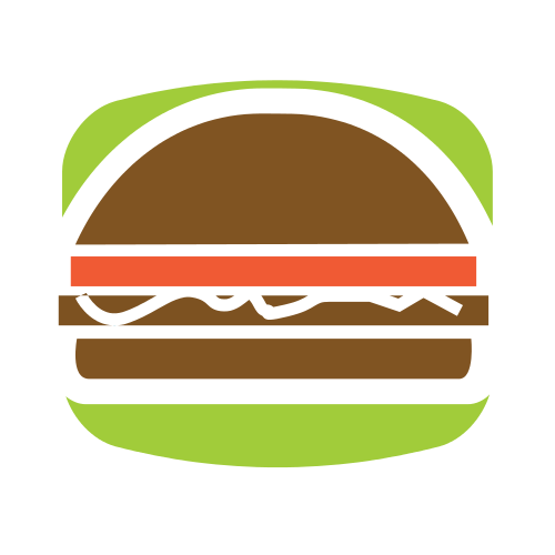 Green Burger Food