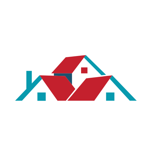 Red Roofs Real Estate  Logo