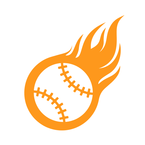 Baseball Flame Recreation
