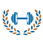 Dumbbell Lifting Wreath