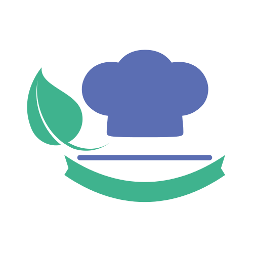Kitchen Hat Leaves  Logo