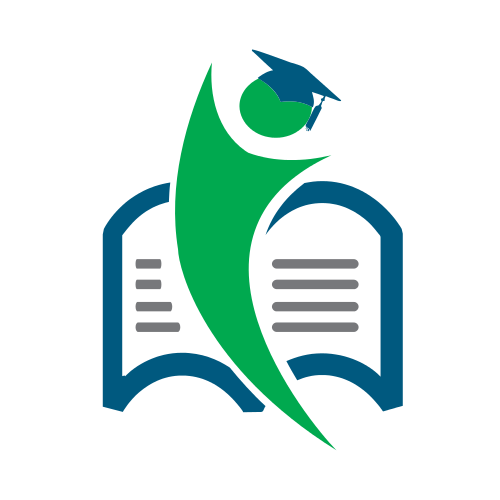 Book Student Education  Logo