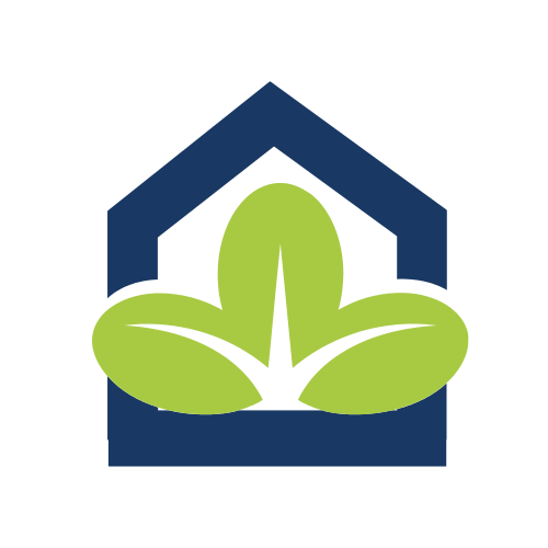 Green Home Cleaning  Logo