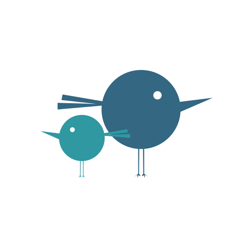 Two Pet Birds