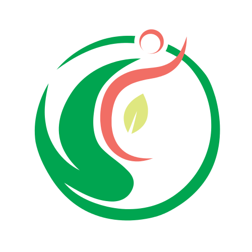 Organic Cleaning Figure  Logo