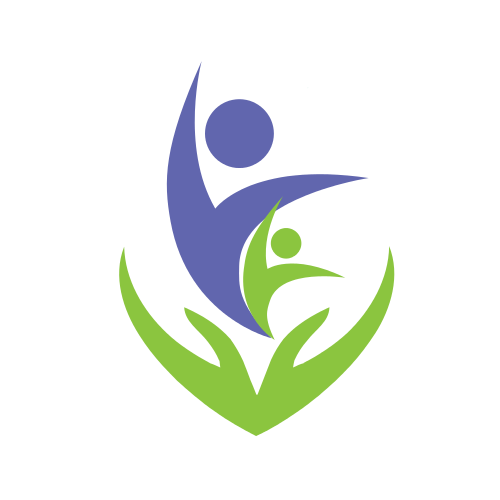 Parent Hands Children  Logo