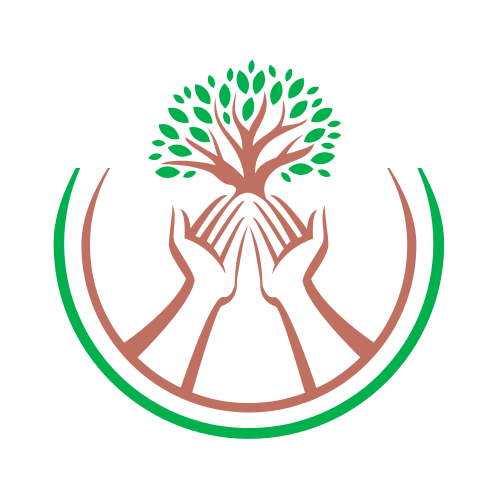 Planting Tree Agriculture  Logo