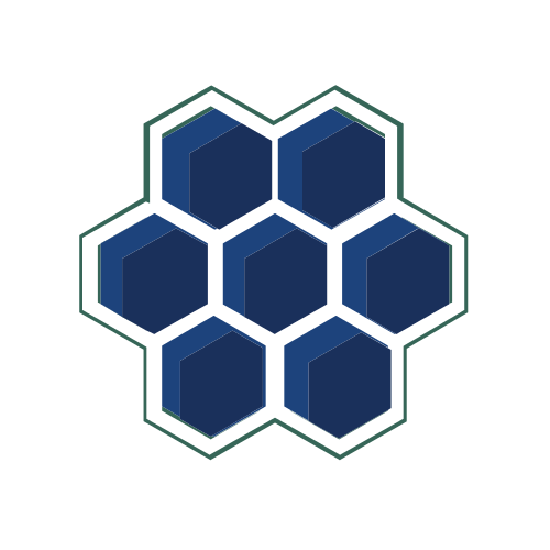 Consulting Hexagon Pattern
