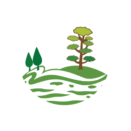 Landscaping Threes Lake Logo