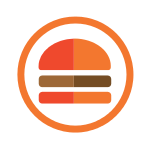 Hamburger Food Symbol