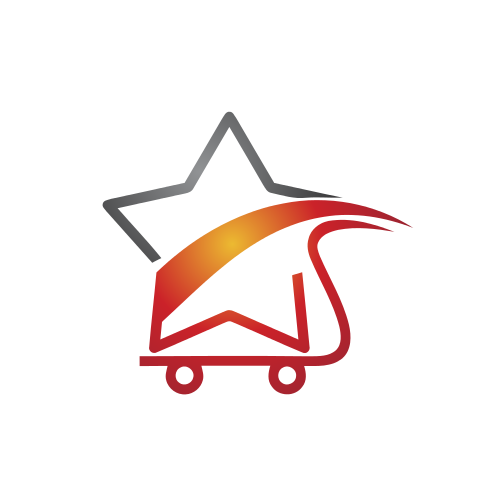 Star Shopping Cart