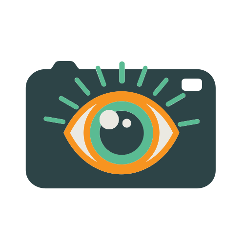 Bright Eye Camera  Logo