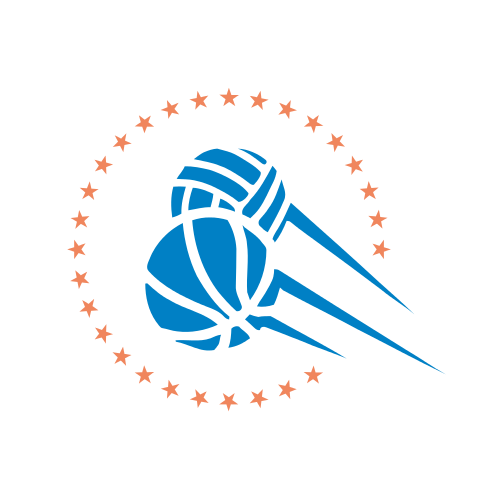 water polo, water polo ball, basketball , cicle, stars, blue