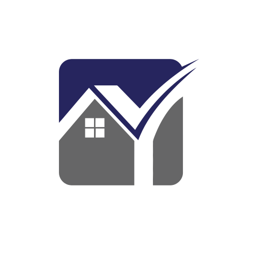 Home Check Mark Logo