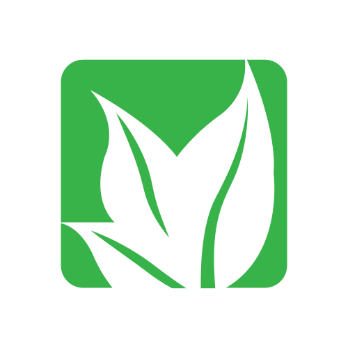 Leaves Green Agriculture  Logo
