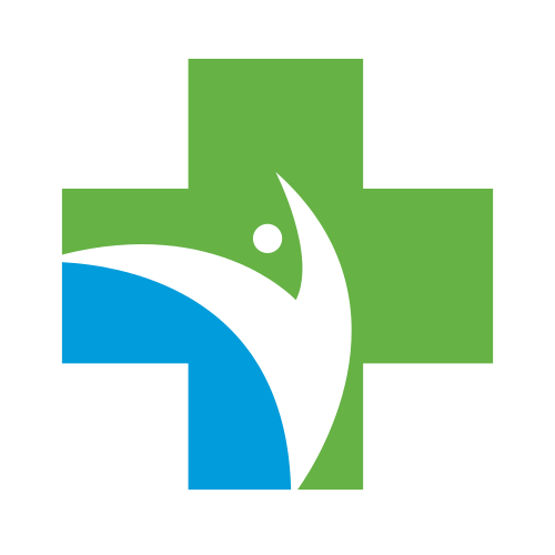 Healthy Medical Cross  Logo