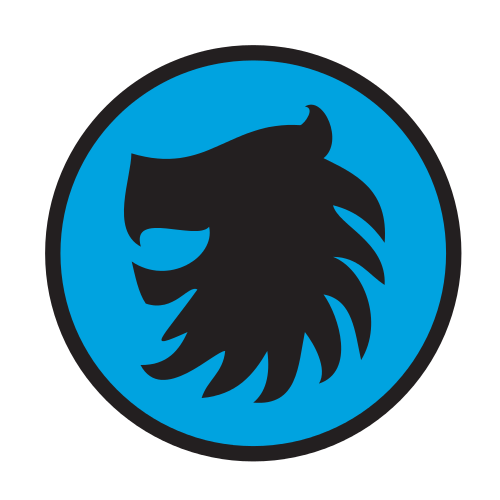 Lion Animal Outline  Logo