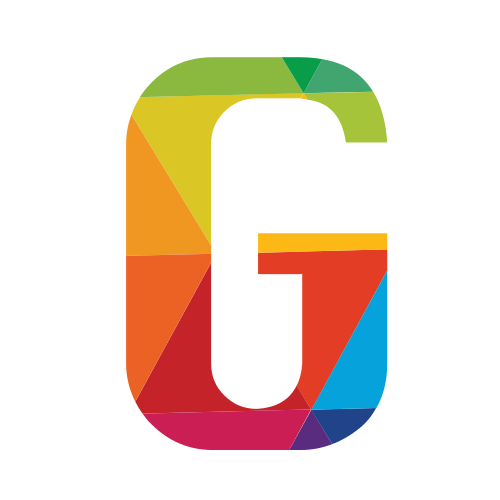 Colorful Letter G