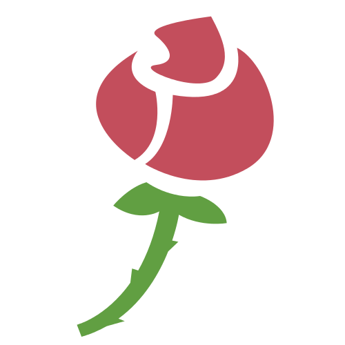 Red Rose Dating Logo