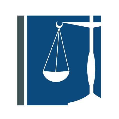Blue Scale Attorney  Logo