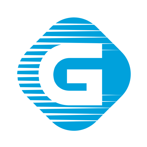 Moving Letter G  Logo