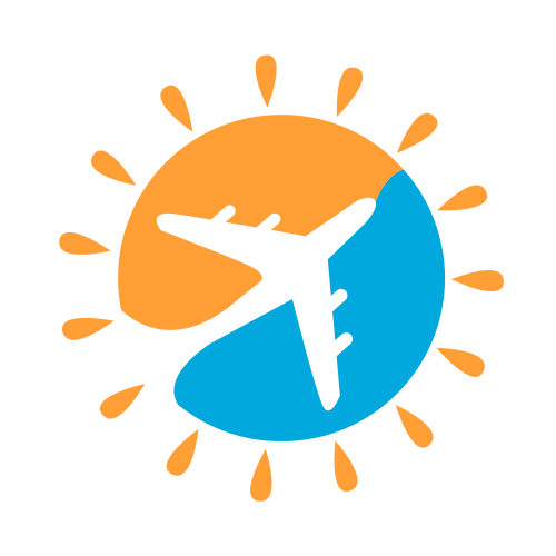 Airplane in the Sun Logo